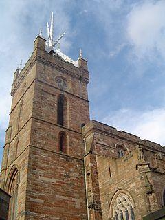 St Michaels Parish Church, Linlithgow church in Scotland, UK