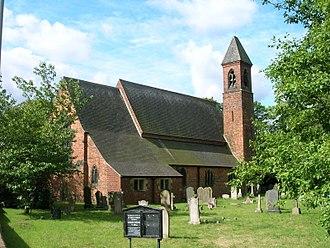 Hensall, North Yorkshire - St. Paul's Church, Hensall