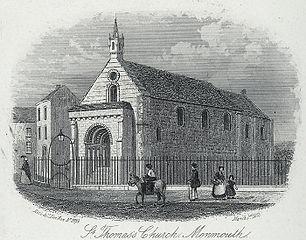 St. Thomas's Church, Monmouth