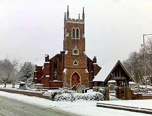 Pelsall - St. Michael's church