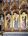 St John the Baptist's church - side altar - geograph.org.uk - 1507432.jpg