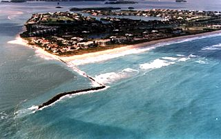 St. Lucie Inlet, Florida