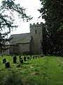 St Margaret's, Acton Scott on a summer morning - geograph.org.uk - 1441941.jpg