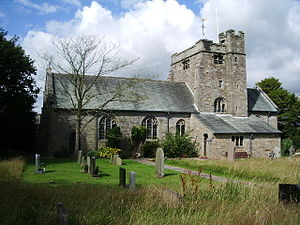 Dolphinholme - Image: St Mark's Church, Dolphinholme