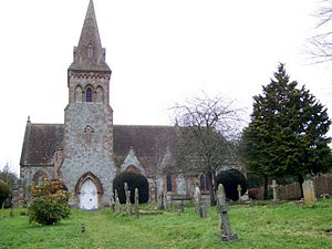Compton Abbas - Image: St Mary's Church, Compton Abbas geograph.org.uk 1694601