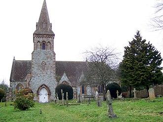Compton Abbas - Image: St Mary's Church, Compton Abbas geograph.org.uk 1694601