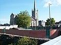 St Mary's CofI Church from the Dublin Bridge - geograph.org.uk - 1564010.jpg