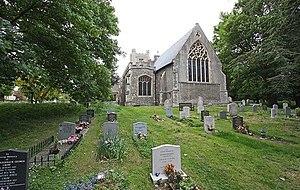Noel Mellish - St Mary the Virgin Church, Great Dunmow.