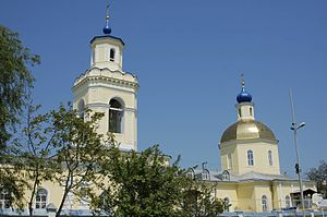 St. Nicholas Church, Taganrog - Image: St Nicholas Church Taganrog 2