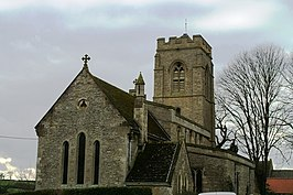 St Peter's Church, Little Oakley - geograph.org.uk - 349069.jpg