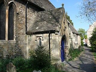 St Thomas the Martyrs Church, Oxford Church in United Kingdom