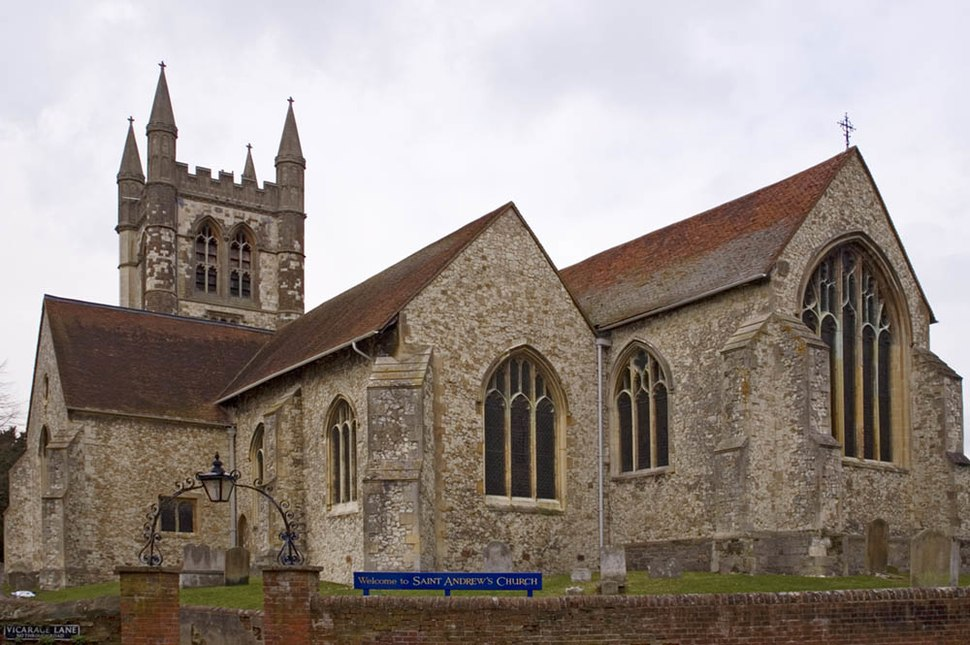 St andrew farnham