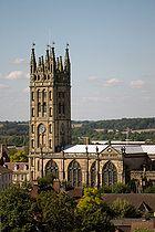 St marys church warwick uk