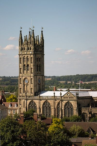 Church Of St. Mary, Warwickshire