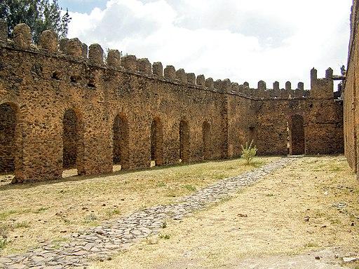 Stables - Gondar Castle01