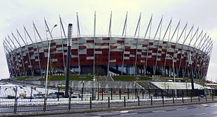 Варшава Национальный стадион