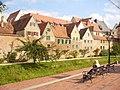 Stadtmauer vom Insel Ried, Donauwoerth - geo.hlipp.de - 22211.jpg
