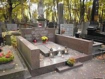 Stanisław Komorowski grób.jpg