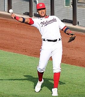 Starlin Castro Dominican baseball player