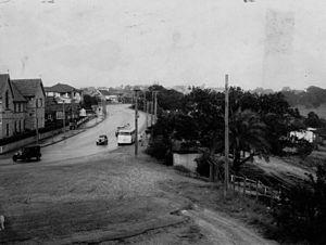 St Joseph's College, Gregory Terrace -  Gregory Terrace, Spring Hill, Brisbane, 1954