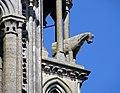 Statue de boeuf Cathédrale de Laon 140908.jpg