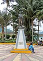 Statue of Bolívar, Salento.jpg