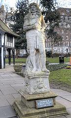 Statue of King Charles II
