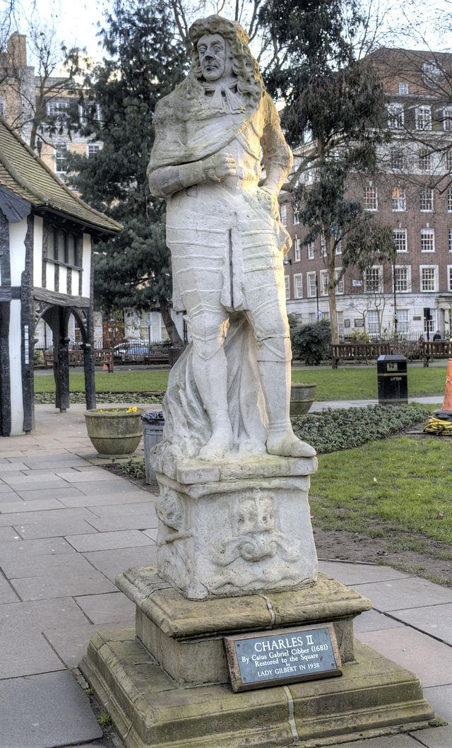 Statue of King Charles II_1