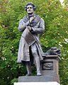 Statue of Cuvier in Montbéliard 07.jpg