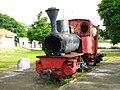 Steam locomotive at Sugar King Park.JPG