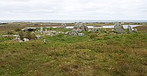 Steinacleit Neolithic Burial Cairn - geograph.org.uk - 568581.jpg