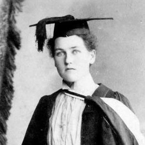 Stella Henderson - Henderson at the time of her graduation in 1893