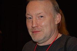 Stephen Jones (author) - Jones in 2007