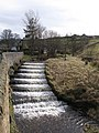 Steps in the bed of the River East Allen near Dirt Pot - geograph.org.uk - 721460.jpg