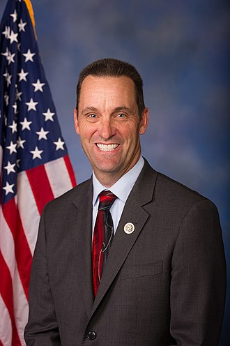 Steve Knight (politician) - Image: Steve Knight official congressional photo