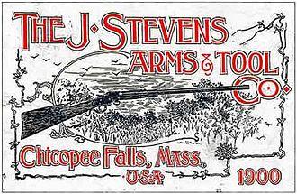 Stevens Arms - Image: Stevens 1900