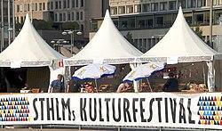 Stockholms Kulturfestival bandlyser 2.   JPG