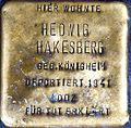 Stolperstein Hedwig Hakesberg.jpg