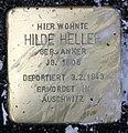 Stolperstein Helmstedter Str 25 (Wilmd) Hilde Heller.jpg