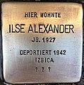 Stolperstein Ilse Alexander.jpg