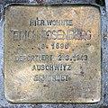 Stolperstein Pariser Str 51 (Wilmd) Erich Rosenberg.jpg