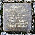 Stolperstein für Hans Nagelstock, Pillnitzer Straße 34, Dresden (1).JPG
