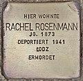 Stolperstein für Rachel Rosenmann (Salzburg).jpg