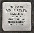 Stolperstein für Sophie Struck.JPG