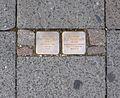 Stolpersteine Krefeld, Verlegestelle Nordstraße 15.jpg