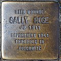 Stolpersteine MG Rose Sally.jpg