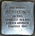 Stolpersteine Salzburg Anton Hofmann.jpg