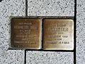 Stolpersteins Henriette Bier, Albert Bier, Hauptstraße 55, Meckenheim.jpg