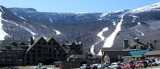 Stowe Mountain Resort - The new village expansion featuring Stowe Mountain Lodge