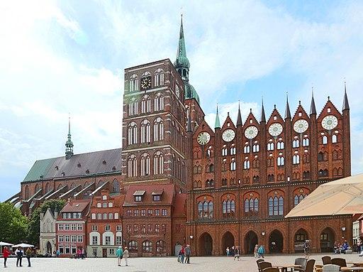Stralsund Alter Markt 05